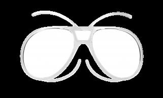 100% Strata Prescription MX Goggle Insert